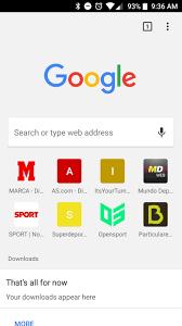 تحميل تطبيق جوجل كروم Google Chrome للأندرويد مجاناً [أخر إصدار]