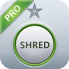 تحميل برنامج مسح الملفات من جذورها Ishredder 3 Pro للاندرويد