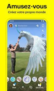 تحميل تطبيق سناب شات Snapchat للأندرويد مجانا آخر إصدار [2020]