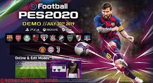 تحميل PES 2020 مهكرة للأندرويد [ألعاب بيس]