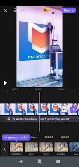 تحميل VivaCut Pro مهكر للأندرويد برابط مباشر