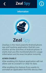 تحميل Zeal Spy المدفوع للأندرويد برابط مباشر