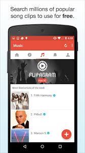 تحميل برنامج Flipagram مهكر للأندرويد برابط مباشر