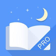 تحميل Moon+ Reader Pro مهكر للأندرويد برابط مباشر