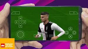 تحميل لعبة PES 2021 مهكرة للأندرويد من ميديا فاير