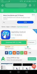 تحميل متجر Appvalley أحدث إصدار للأندرويد [2021]