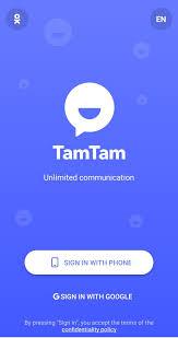 تنزيل برنامج تم تم TamTam 2.14.1 برابط مباشر للأندرويد