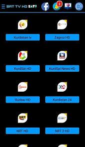 تحميل SAT TV HD LIVE APK برابط مباشر [2021]