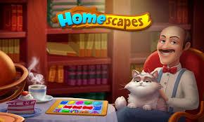 تحميل لعبة Homescapes 4.3.7 مهكرة من ميديا فاير [2021]