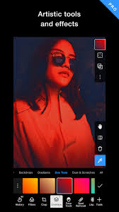 تحميل Polar Photo Editor Pro برابط مباشر [مهكر + APK]