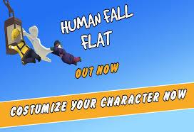 تحميل لعبة Human Fall Flat مهكرة [APK+OBB]