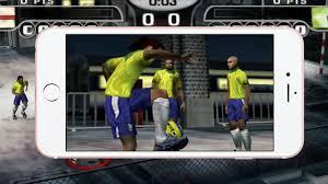 تحميل لعبة FIFA street 2 مهكرة من ميديا فاير