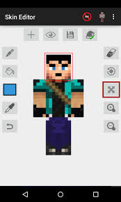 تحميل Skin Editor for Minecraft برابط مباشر