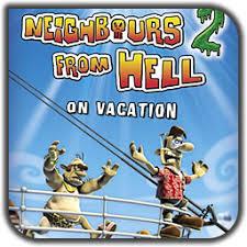 تحميل لعبة ازاي تخنق جارك Neighbours from hell 2 مهكرة