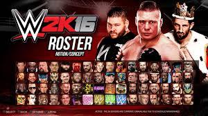 تحميل لعبة المصارعة WWE مهكرة للأندرويد