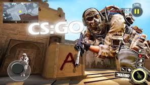 تحميل لعبة CSGO Mobile مهكرة للأندرويد