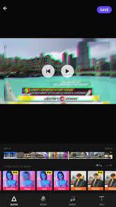 تحميل Glitch Video Effects مهكر للأندرويد