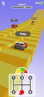 تحميل لعبة Gear Race 3D مهكرة للأندرويد