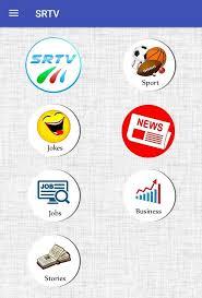 تحميل اس ار تيفي SRTV | بث مباشر للمباريات