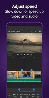تحميل Adobe Premiere Rush مهكر | تطبيق المونتاج اخر نسخة [مهكرة]