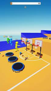 تحميل لعبة Jump Dunk 3D مهكرة للأندرويد [2021]