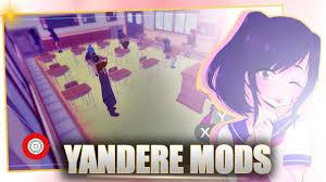 تحميل لعبة Yandere School مهكرة للأندرويد