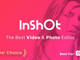 تحميل انشوت Inshot Pro مهكر للاندرويد