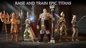 تحميل لعبة Dawn of Titans 1.40.1 مهكرة
