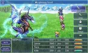 تحميل لعبة Final Fantasy IV: The After Years مهكرة