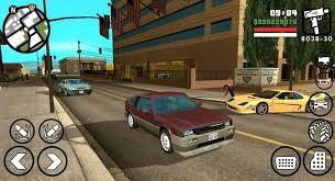 تحميل GTA SA Lite APK+OBB مهكرة من ميديا فاير بحجم صغير