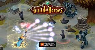 تحميل Guild Of Heroes مهكرة [افضل العاب حرب مهكرة]