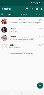 تحميل تطبيق واتس اب Gb WahtsApp جي بي الاخضر 8.70 أحدث اصدار