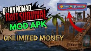 تحميل لعبة Raft Survival: Ocean Nomad مهكرة للأندرويد