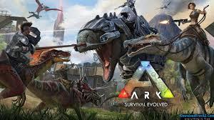 تحميل لعبة ARK: Survival Evolved مهكرة للأندرويد