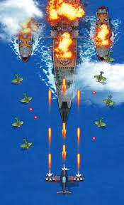 تحميل لعبة 1945 Air Force مهكرة للأندرويد