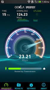 تحميل برنامج قياس سرعة النت Speed Test Pro مهكر
