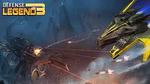 تحميل لعبة Defense Legend 3: Future War مهكرة للأندرويد