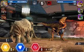 لعبة Jurassic World: The Game مهكرة