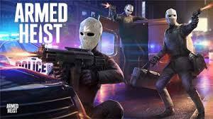 تحميل لعبة Armed Heist مهكرة اخر اصدار للاندرويد