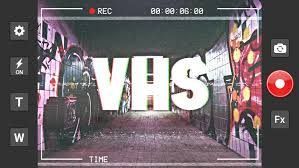تحميل VHS Camcorder مهكر للأندرويد [VHS Cam]