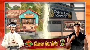 تحميل لعبة Cobra Kai: Card Fighter مهكرة للأندرويد