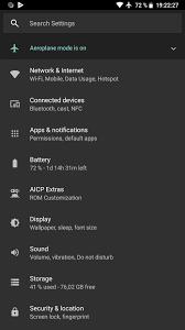 تحميل برنامج الوضع الليلي Dark mode Pro برابط مباشر