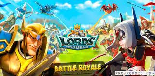 تحميل لوردس موبايل Lords Mobile مهكرة 2021