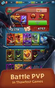 تحميل لعبة Dragons: Titan Uprising مهكرة