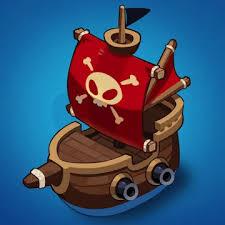 تحمل لعبة !Pirate Evolution مهكرة للأندرويد