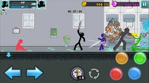 تحميل لعبة Anger of stick 5 zombie مهكرة