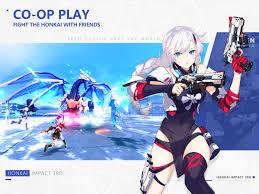 تحميل لعبة Honkai Impact 3 مهكرة [افضل لعبة بنات]