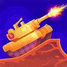 تحميل لعبة حرب الدبابات Tank Stars مهكرة اخر اصدار