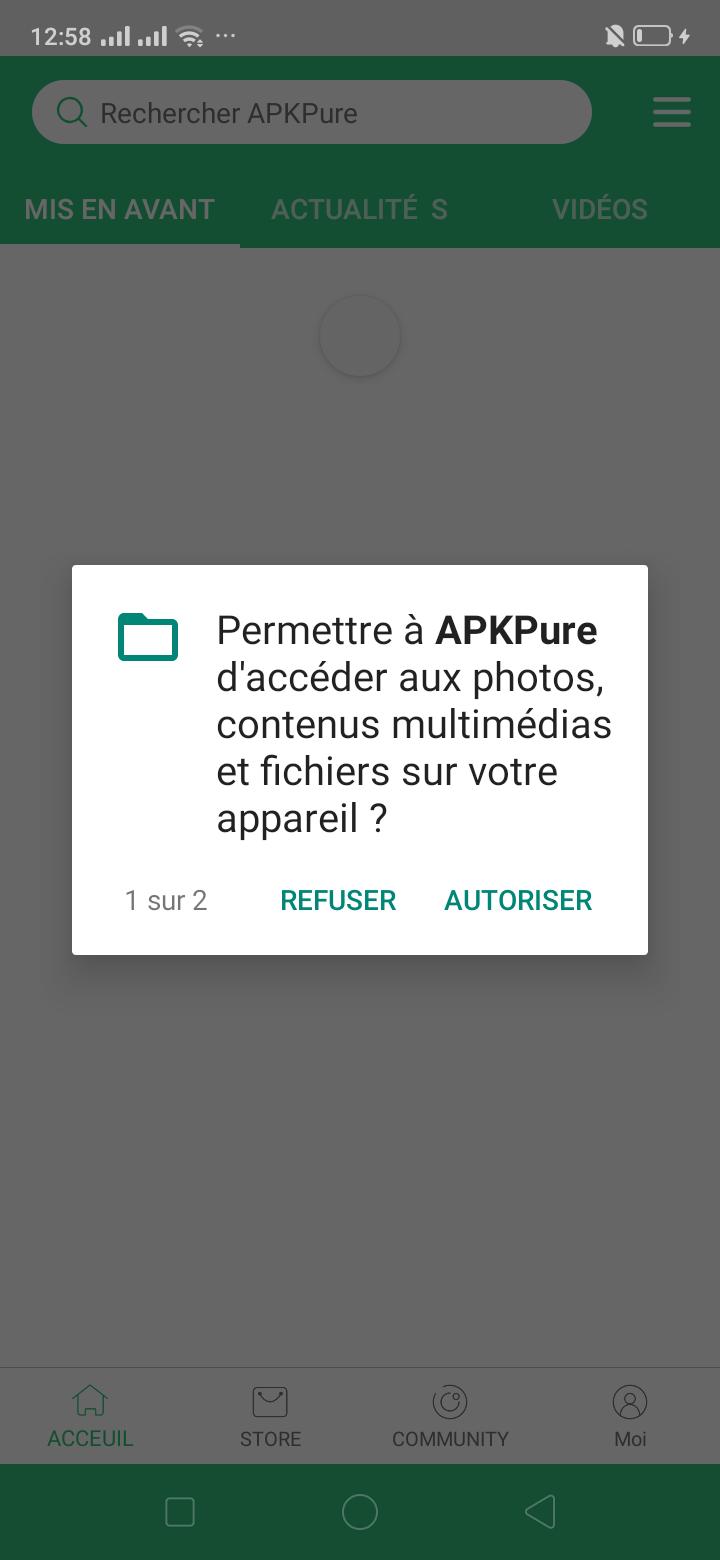 تحميل Apkpure 3.17.23 ابك بيور APK Pure من ميديا فاير