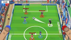 تحميل لعبة Soccer Battle – 3v3 PvP مهكرة